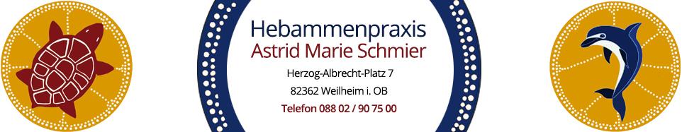 Hebammenpraxis - Astrid Marie Schmier
